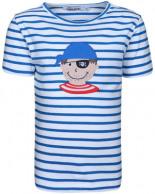 T-Shirt PIRAT PEPPE Gestreift