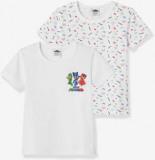 2er-Pack T-Shirts Masks