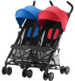 Britax Buggy Holiday Double bunt