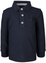 Langarm-Poloshirt ESSENTIALS