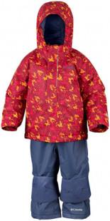 Schnee-Outfit Buga Set Babyhosen