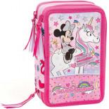 Federmäppchen XXL Minnie Mouse Unicorn Befüllt