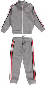 Outfit Kinderpullover Strick