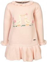Strick-Kleid GANSOS mit Wolle