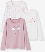 3er-Pack Shirts Baumwoll-Stretch von