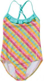 Badeanzug Mehrfarbig Kleinkinder