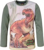 Dino World Langarmshirt