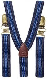 Shrunk Two-Tone Suspenders Hosenträger Mehrfarbig Combo