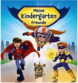 Buch Meine Kindergarten-Freunde Superhelden
