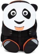 Kinderrucksack Großer Freund Paul Panda Schwarz