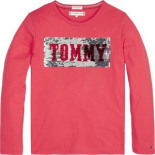 T-Shirt SEQUIN TOMMY TEE