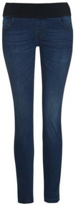 Jeans Relax fit mit Unterbauchbund