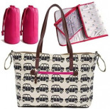 Notting Hill Tote Cabs Wickeltasche