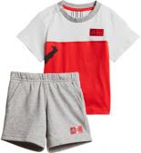 Sommer Set SPIDER-MAN T-Shirt Shorts Kleinkinder