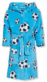 Football Fleece Bademantel Original