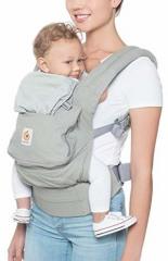 Original Babytragetasche Ergonomisch Atmungsaktiv Tragesystem von bis Kindertrage Rückentrage