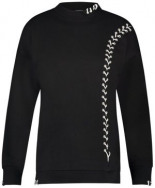 Pullover Lace-up