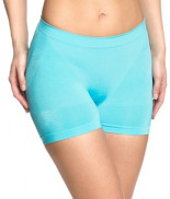 Miederhose Figurformende Mini Panty Türkis