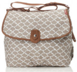 Wickeltasche Satchel Wave Fawn