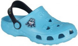 Clogs Tollem Frosch-Design