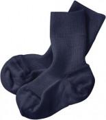 Socke aus Bio-Merinowolle