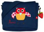 Kindergartentasche EULE x7cm Personalisierbar