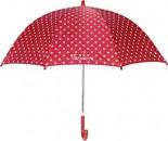 Regenschirm One Size mit Kindgerechtem Mechanismus Diameter Gepunktet