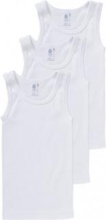 Unterhemden 3er-Pack Organic Cotton Kleinkinder