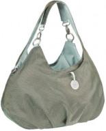 Goldlabel Wickeltasche Shoulder Bag Design Metallic Frosty bunt