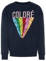 Pailletten Sweatshirt