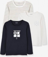 3er-Pack N-Shirts von