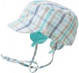 Wende-Schirmmütze zum Binden mit UV-Schutz