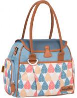 Wickeltasche Style Bag Petrol