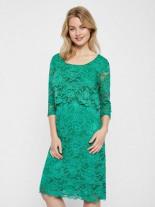 Spitzen Still-Kleid