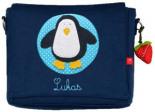 Kindergartentasche PINGUIN x7cm Personalisierbar