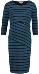 Stillkleid Maud Stripe