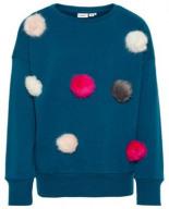 Loose Fit Bommel Sweatshirt