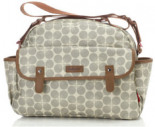 Wickeltasche Molly Floral Dot