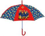 Feuerwehrmann Regenschirme
