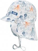 Schirmmütze mit UV-Schutz zum Binden