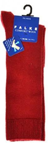 Comfort Wool Kniestrumpf Farbe Dunkel