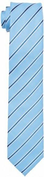 Krawatte Diagonal-Stripe Gestreift One size Herstellergr bleu
