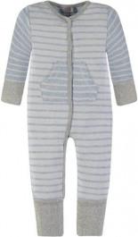 Langarm Schlafanzug Gestreift