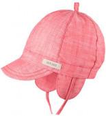 Schirmmütze zum Binden mit UV-Schutz Organic Cotton