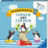 Kindergarten Farben Formen