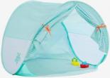 Strandmuschel mit UV-Schutz von