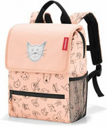 Backpack Kids Rucksack Cats and Dogs