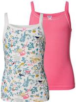 Unterhemden Doppelpack Mehrfarbig Kleinkinder