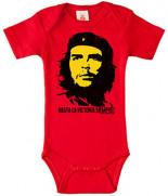 Logoshirt Body mit Che Guevara-Logo Hasta Siempre Strampler