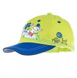 Basecap Kappe Mehrfarbig Dunkelmarine